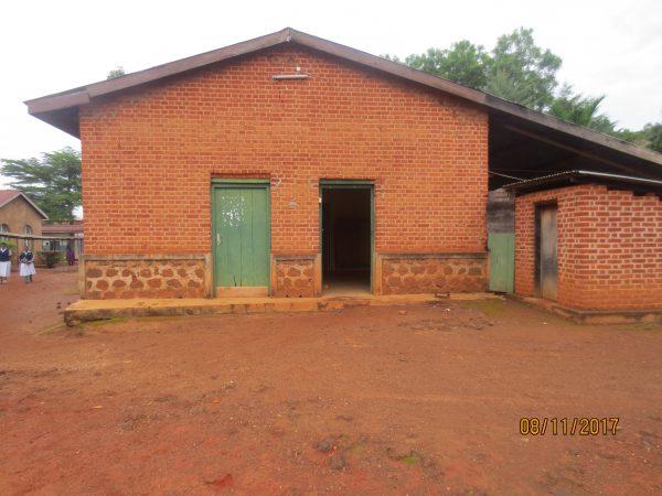 Nieuw project: Renovatie polikliniek voor moeder en kind