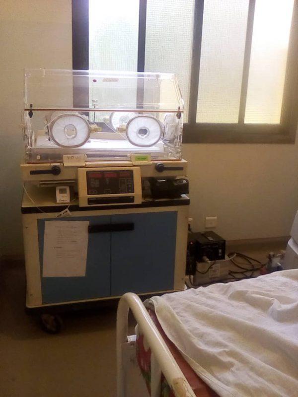 Couveuse voor de prematuren unit