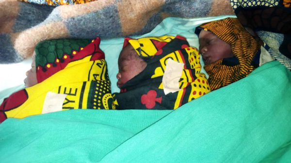 Bijzondere gebeurtenis Kabanga Hospital!